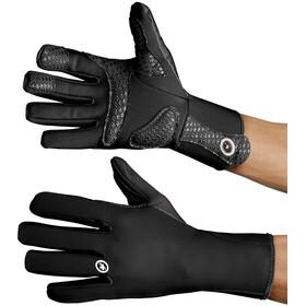 assos earlyWinterGloves_S7 fietshandschoenen Unisex zwart